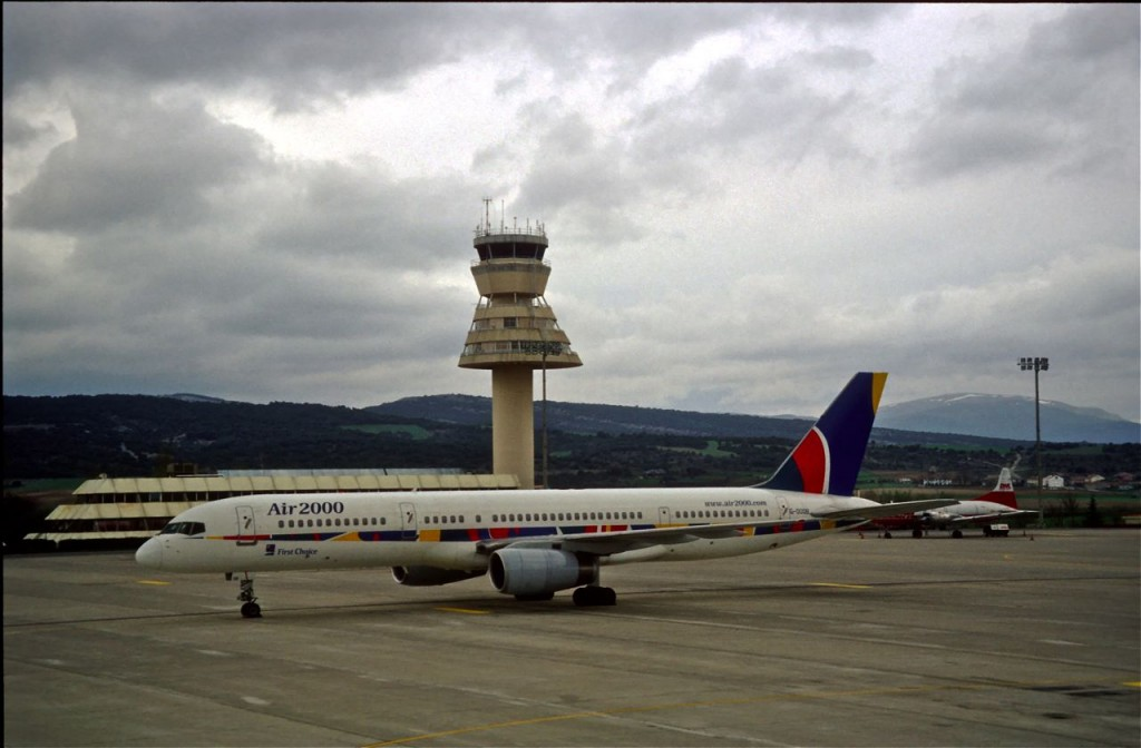 Aeropuerto de Vitoria