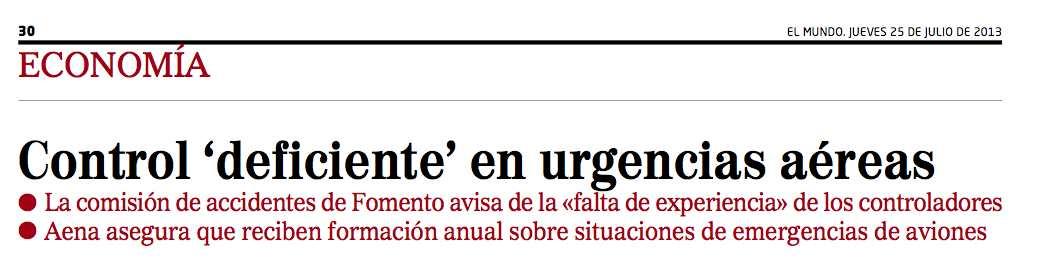 El Mundo-25julio2013-titular