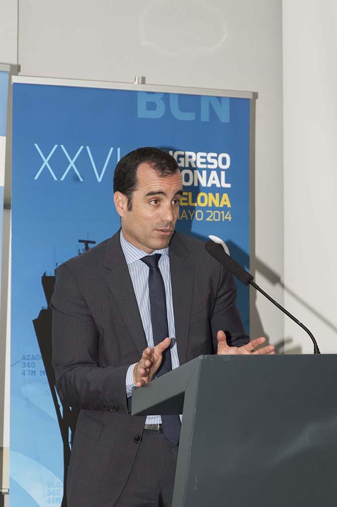 Ignacio González, Director de Navegación Aérea