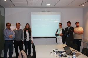 Profesionales del sector aeronáutico participan en este curso