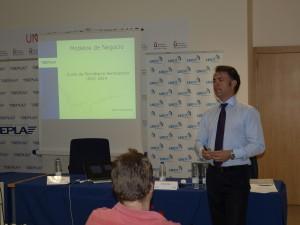 Gammichia participa en I Curso de Periodismo