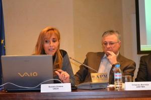 Susana Lloreda en el Debate sobre el Estado de la Aviación 2014